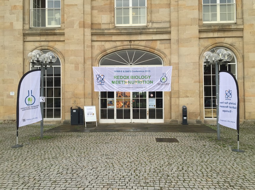 SFRR-E/SNFS Meeting at Hohenheim Palace